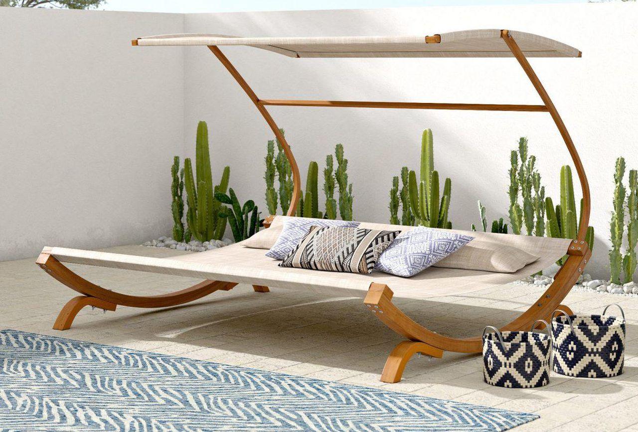 mobília ao ar livre